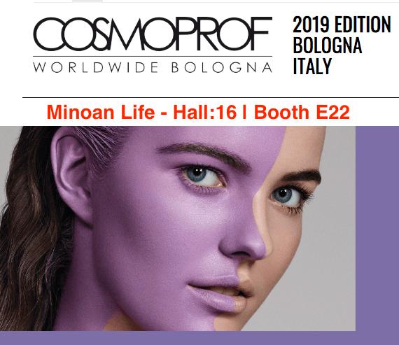COSMOPROF 2019 – ITALY